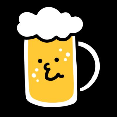 やさしいビールくん