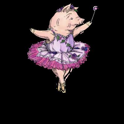 BIG PIG BALLERINA × COSTUMES