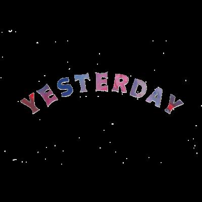 YESTERDAY. No.2