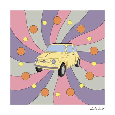 Lupine's car