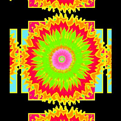 ☀️ 南国の太陽の花(RAKKAN) ☀️