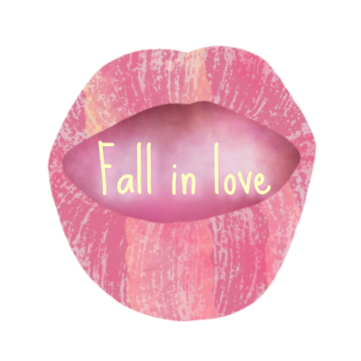 Lips💋fall in love