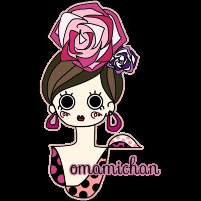 フラメンコガール(ピンク)