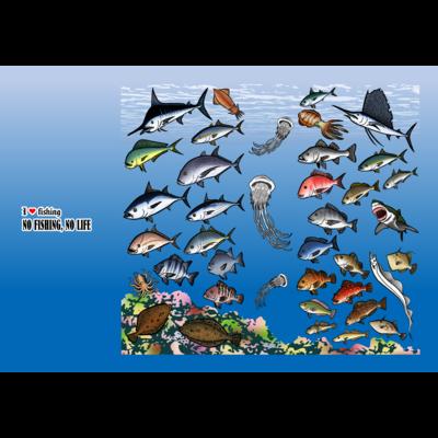 海水魚(バッグ・ケース)