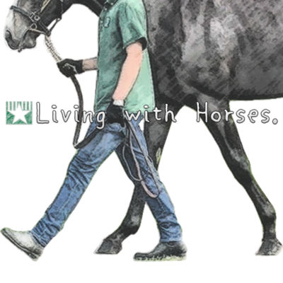 Living with Horses.