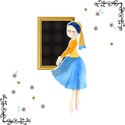 名画×バレエ