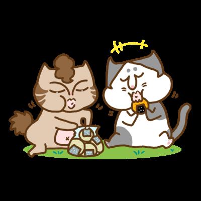 お悟り猫たちの日常