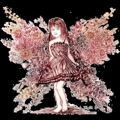 flower butterfly (someday…)