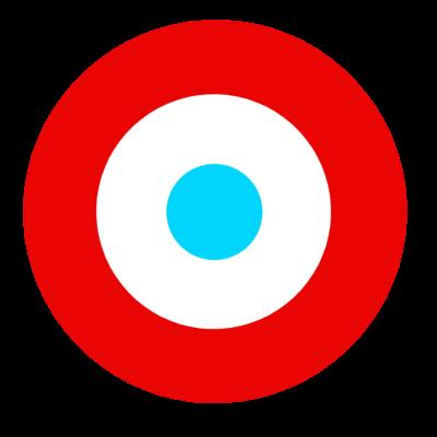 サークルa-赤