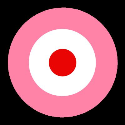 サークルa-ピンク