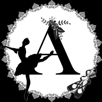 Alphabetモノクロ(ノート)