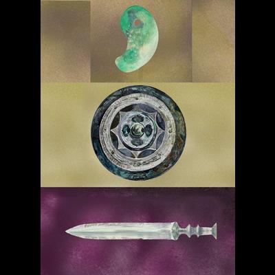 ミクサのカンタカラ(三種の神器)