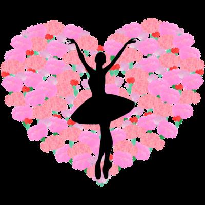 母の日×バレエ