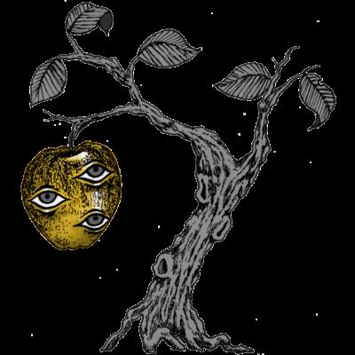 リンゴの木 黄金