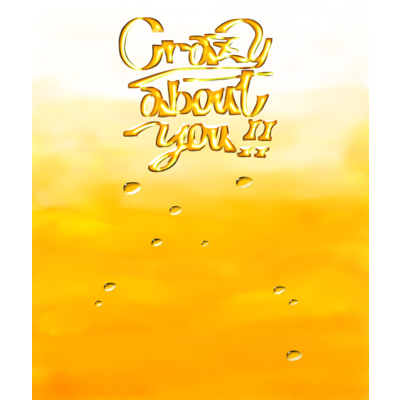 Beer(Crazy about you!!)