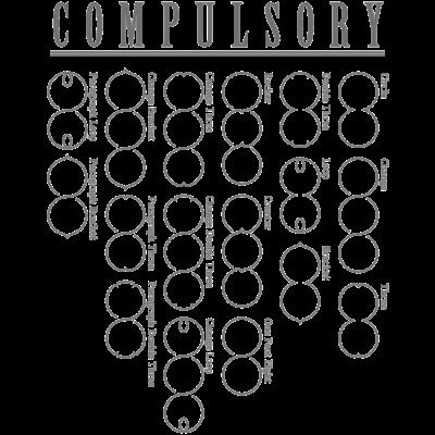 【rd-T売上第2位】COMPULSORY