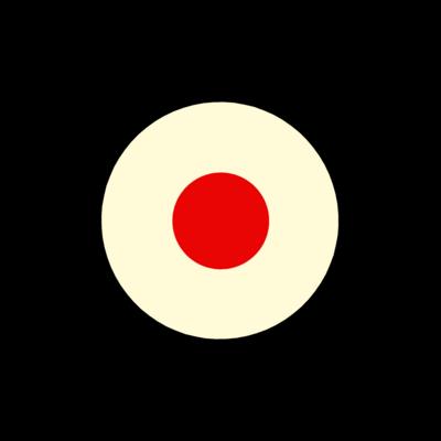 サークルa-黒