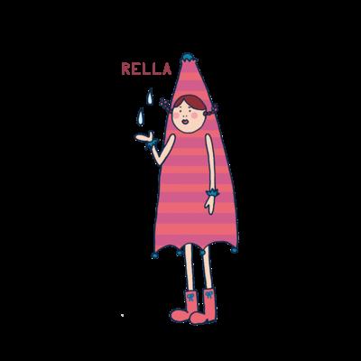 レーラ(ボーダー柄)