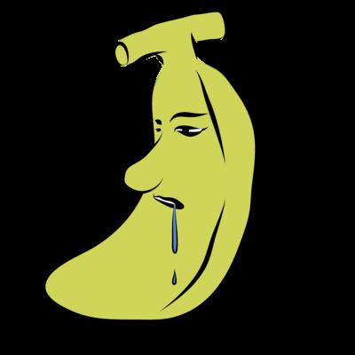 やる気の無いバナナ