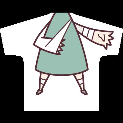 フルグラフィックTシャツ