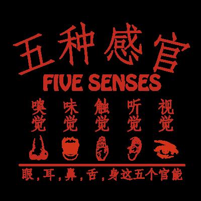 五种感官【五感】