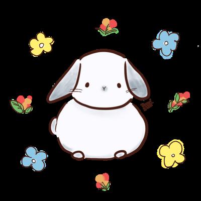 Rabbit Flower 1