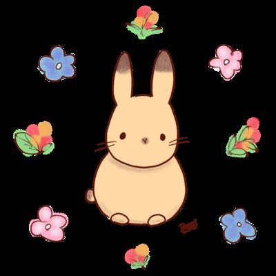 Rabbit Flower 2