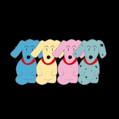 スイート犬家族