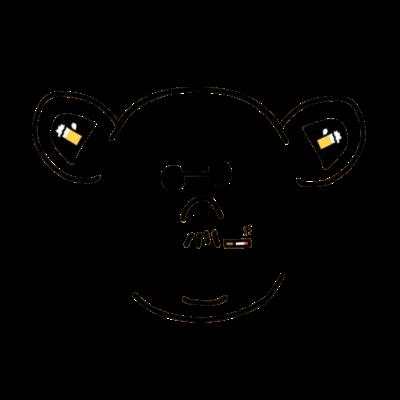 DIRTY OLD BEAR(skeleton)