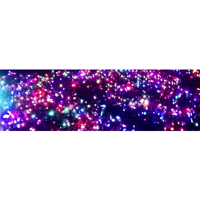 カラフル電球の宇宙
