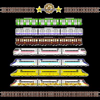 電車シリーズ(雑貨)