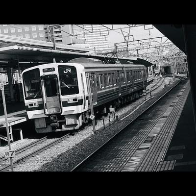 鉄道写真@岡山シリーズ