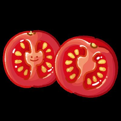 にくらしいミニトマト