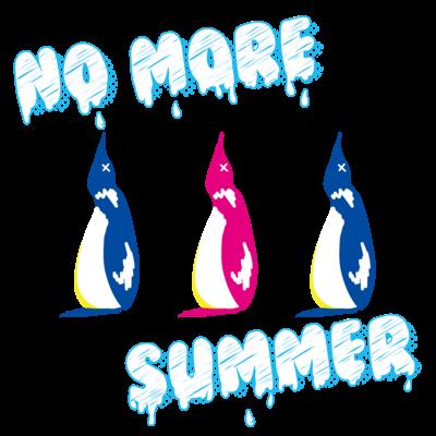 NO MORE SUMMER