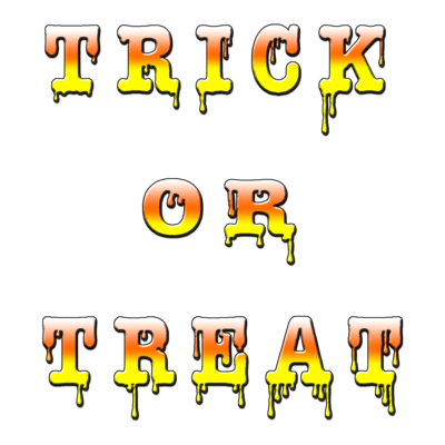 Candy Cone Trick or Treat