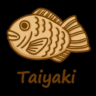 Taiyaki好き。
