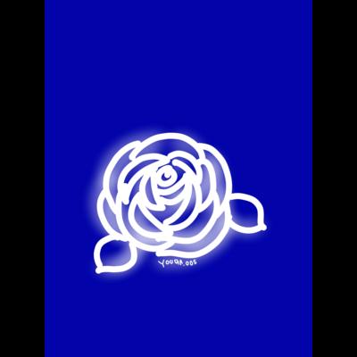 アオイバラ✿✳️❀青い薔薇