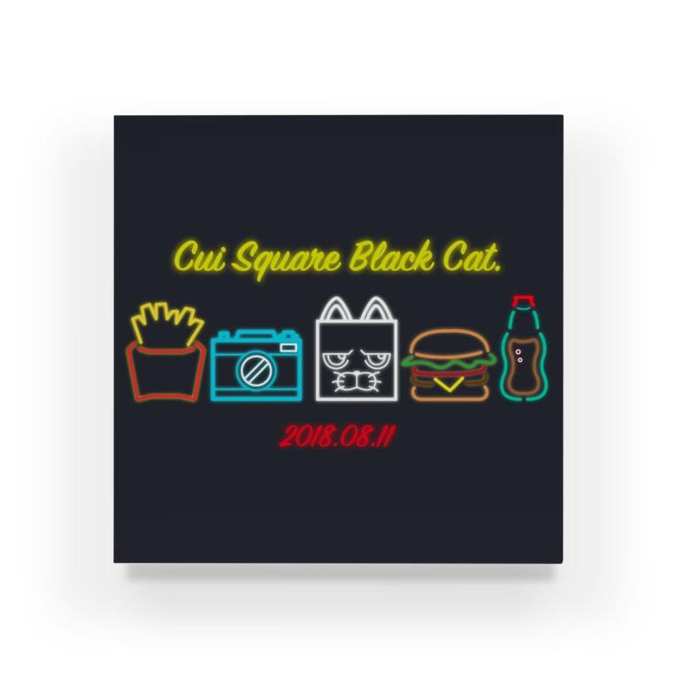 CuiのNEON SIGN Acrylic Block