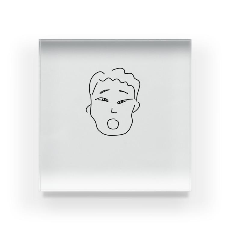 P.3の様々なおじさんvol4 Acrylic Block