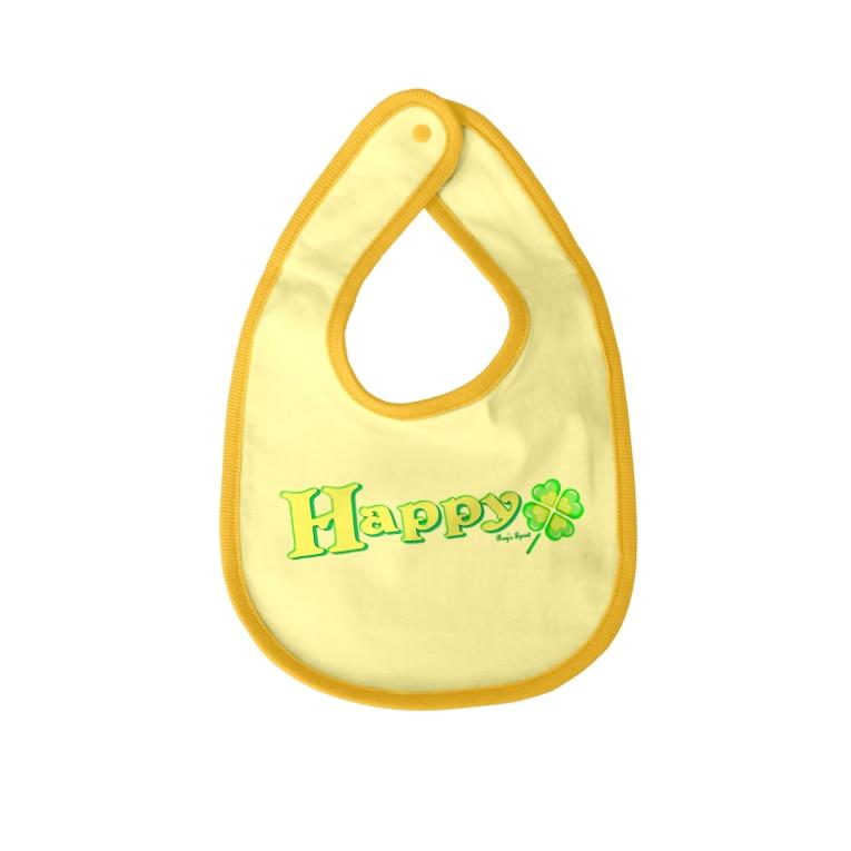 Ray's Spirit レイズスピリットのHappy Baby bibs