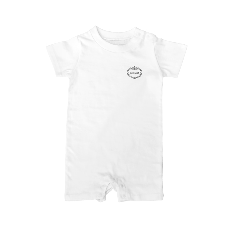 cielo◡̈*✾のsmile! Baby Rompers