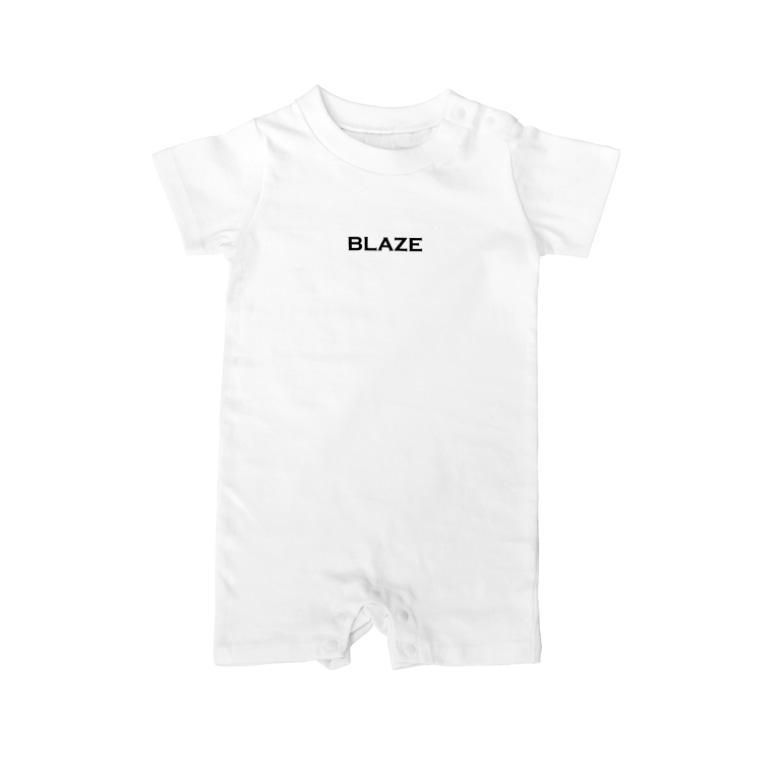 BLAZEのBLAZE Baby Rompers