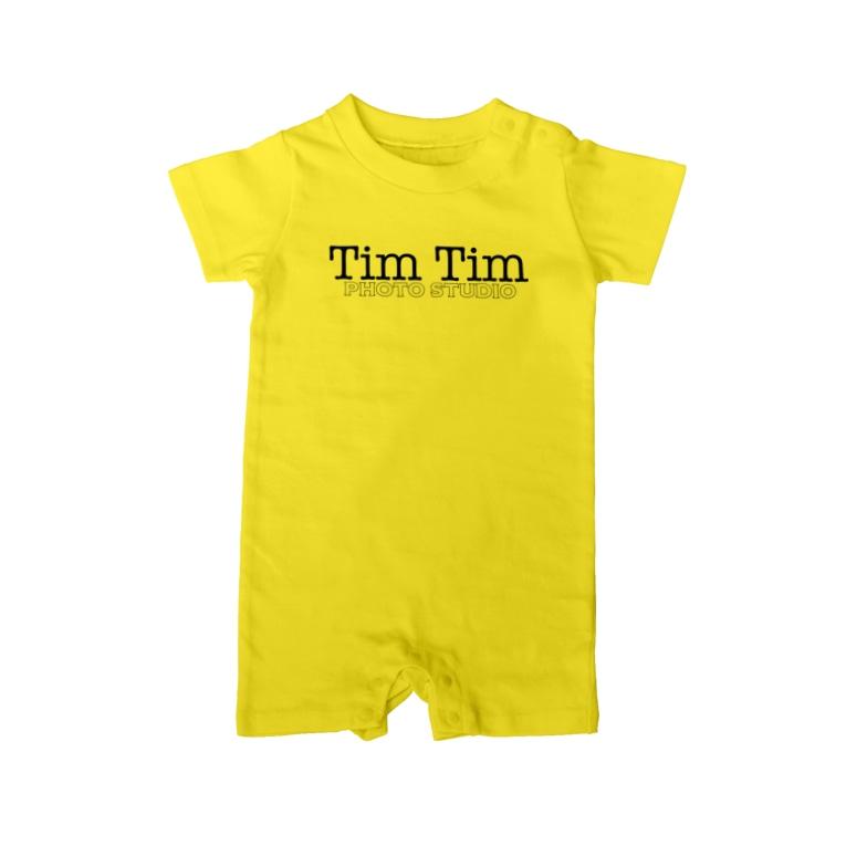 TimTim PHOTOのTim3 Baby rompers