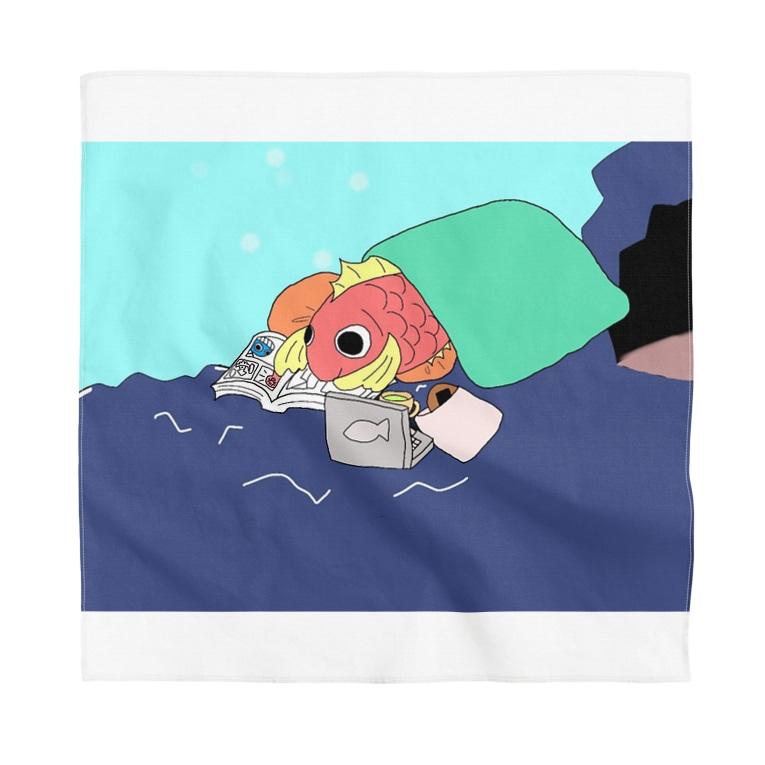 ごろ鯛(たい)@はてなブログのごろごろし鯛(たい)01(完全版)-ごろ鯛(たい) Bandana