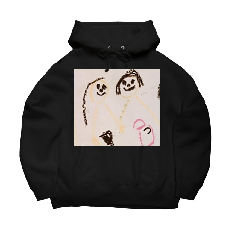 Aerieのママとパパ Big Hoodie