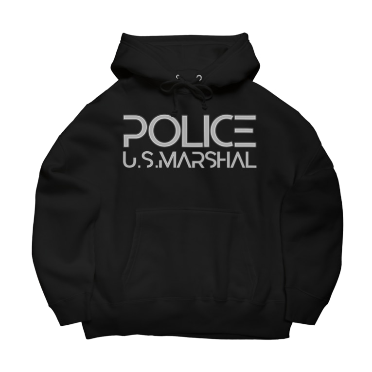 AIRSOFTERS JAPANのAIRSOFTER 【cyber Marshal】 Big Hoodies