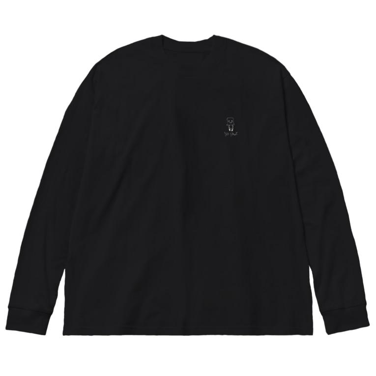 NO NAMEのNO NAME Big silhouette long sleeve T-shirts