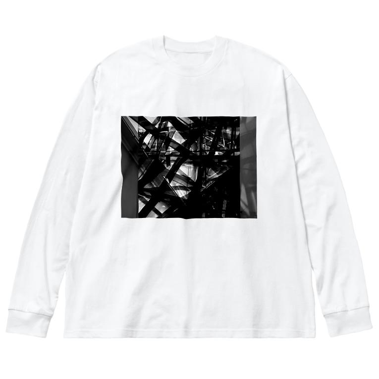 CTRL shopのFederim graphic Big silhouette long sleeve T-shirts