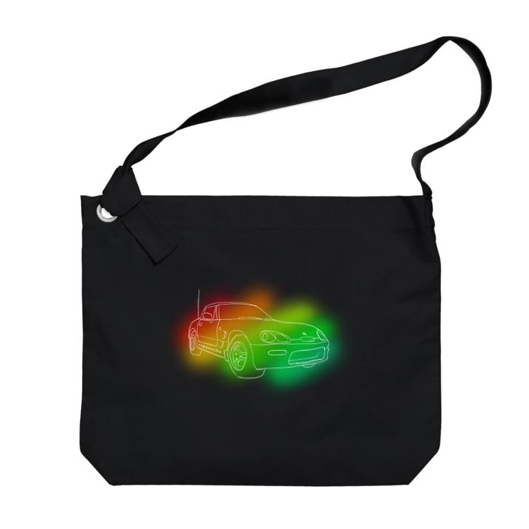 eMu*りおのかぷちーの Big shoulder bags