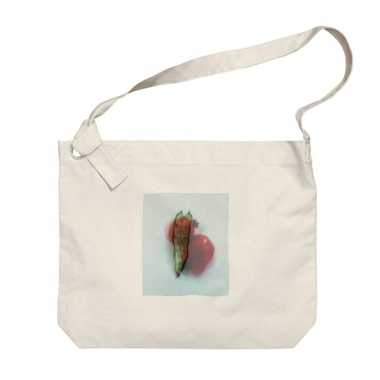 HANACHO-CHINのn-line Big shoulder bags